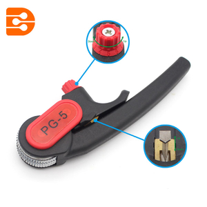 Ratchet Cable Stripper PG-5