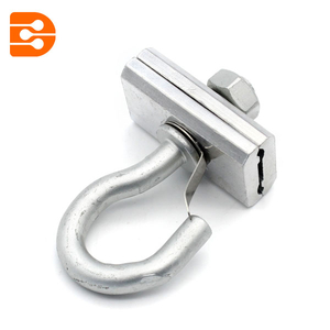Galvanized Steel Draw Hook