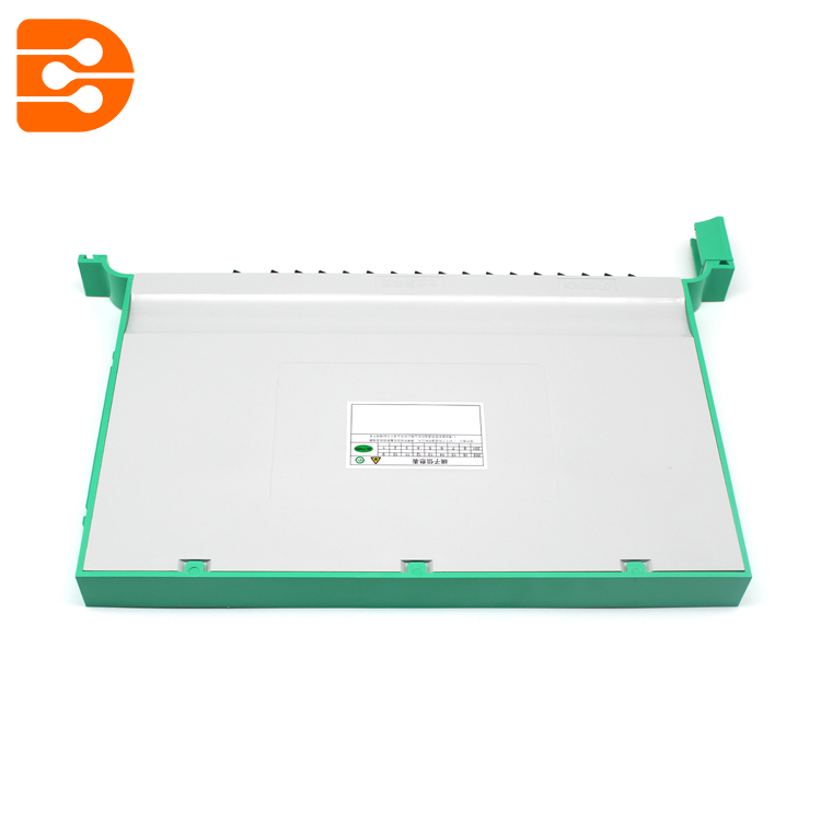 1x16 Tray Type PLC Splitter