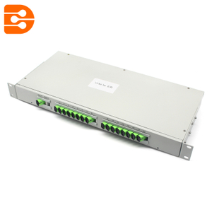 1x16 Rack Type PLC Splitter