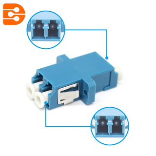 LC/UPC Duplex Adapter