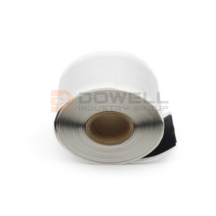 DW-VM CE/SGS Rubber Based Mastic Laminated Pvc Insulation Tape