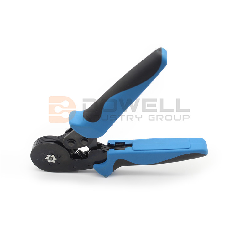 DW-8052 Small Size Copper Tube Terminal Crimping Pliers
