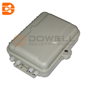 SMC 32 Cores Fiber Optic Distribution Box With PLC Module Splitter