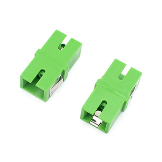 DW-SC-S2 SC Simplex Fiber Optic Adapter Short Flange Singlemode