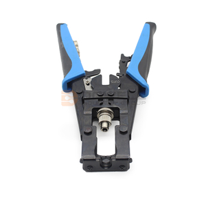 DW-8044 Customizing Coax Cables Modular Crimping Tool