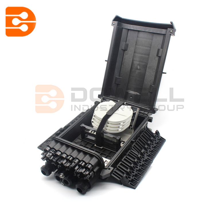 16 Ports FTTH Drop Cable Splice Closure