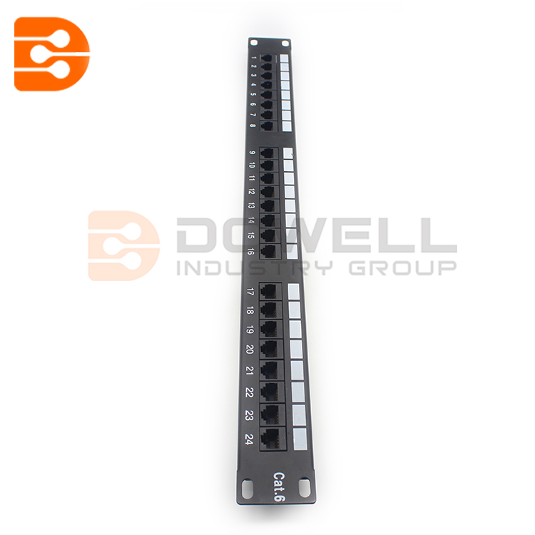 Category 6 UTP 24 port fiber optic patch panel,24 port fiber patch panel