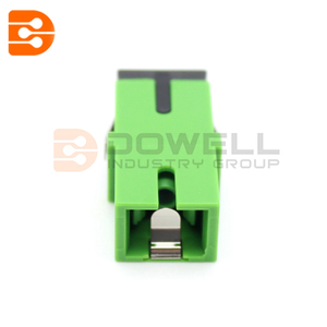 DW-SC-S2 Simplex Plastic Fiber Optic Adapter