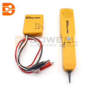 Portable RJ11 Network Telephone Cable Continuity Tester