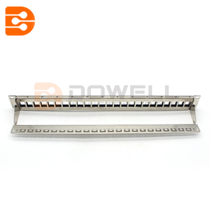 Cat 6 FTP 24-Port Patch Panel