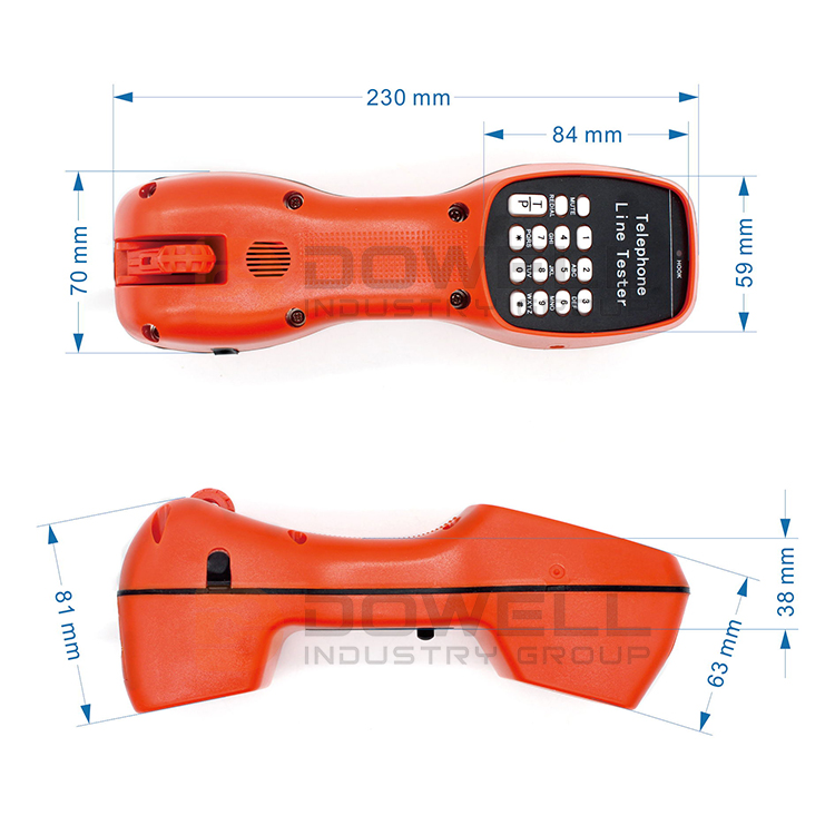 DW-230D Safety Phone Butt Tester
