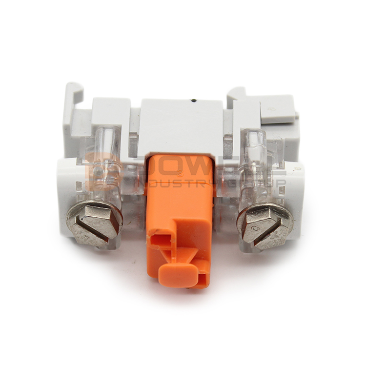 DW-5029 1 Pair Drop Wire Conector VX Module With GDT PTC Protection