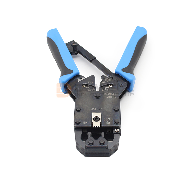 DW-8032 Medium Steel Rj45 Crimping Tool