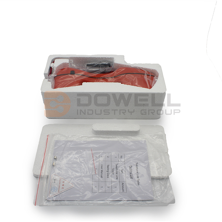 DW-230D High Voltage Protection Telephone Line Tester