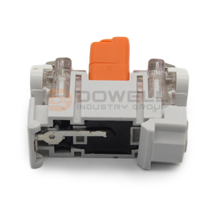 DW-5029 1 Pair STB Subscriber Terminal Block With GDT PTC Protection