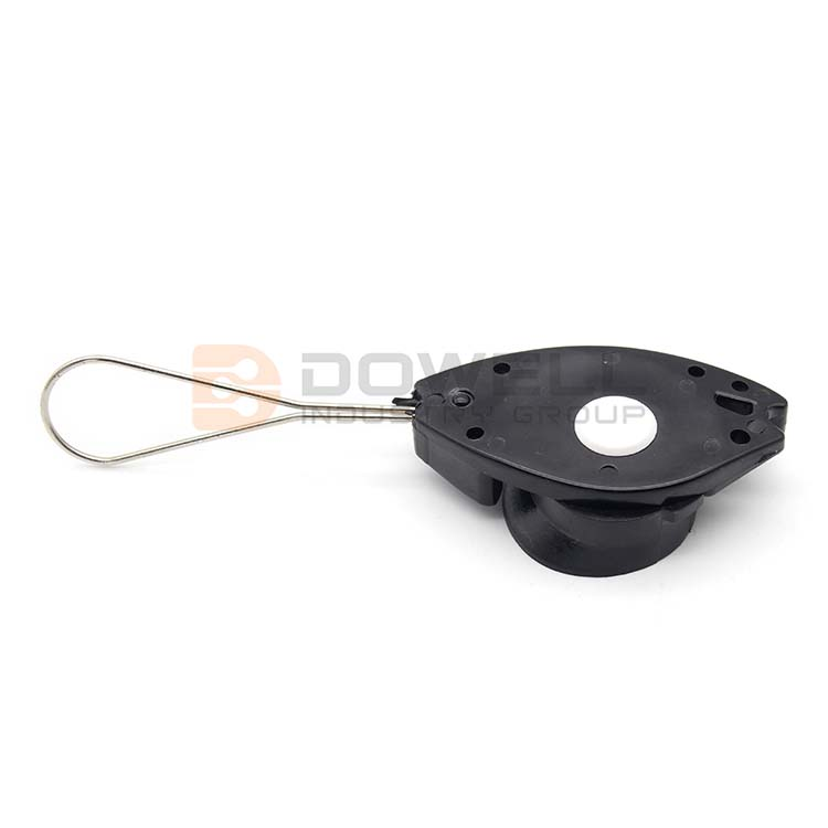DW-1074 Cheap High Strength Durable Outdoor Ftth Drop Wire Clamp