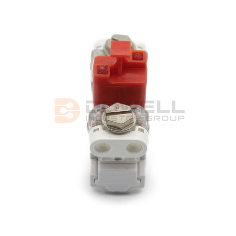 DW-5028 Sealed IDC Termination Single Pair STB Plug-in Module With GDT Protection