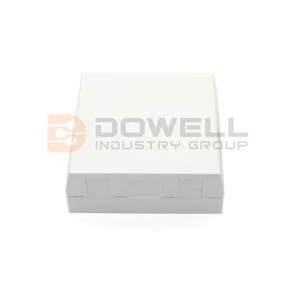 DW-1043 FTTH 8686 Fiber Wall Outlet,8686 FTTH Socket Outlet