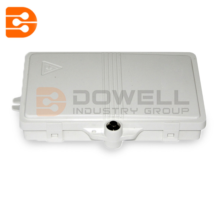 DW-1203 2 Core FTTH Indoor Fiber Optic Cable Termination Boxes