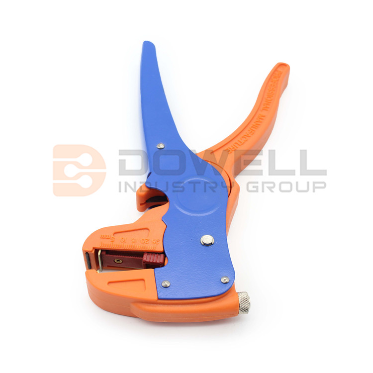 DW-8085 Diagonal Pliers Cable Insulation Stripping Tools