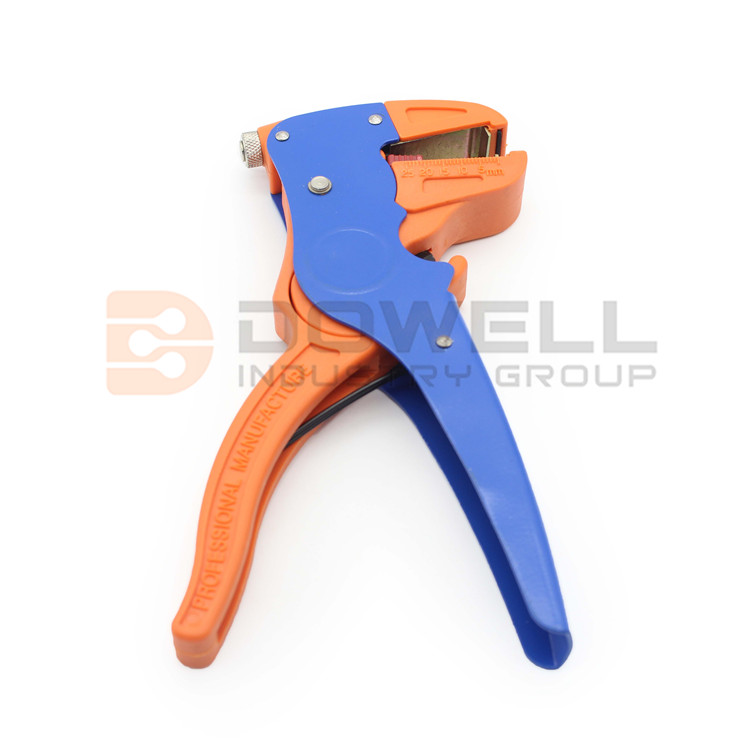 DW-8085 Wire Stripper Electrical Wire Crimping Tool